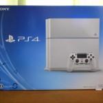 PS4 グレイシャー・ホワイト購入!