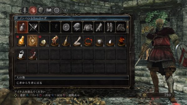 DARK SOULS Ⅱ SCHOLAR OF THE FIRST SIN_20161202043650