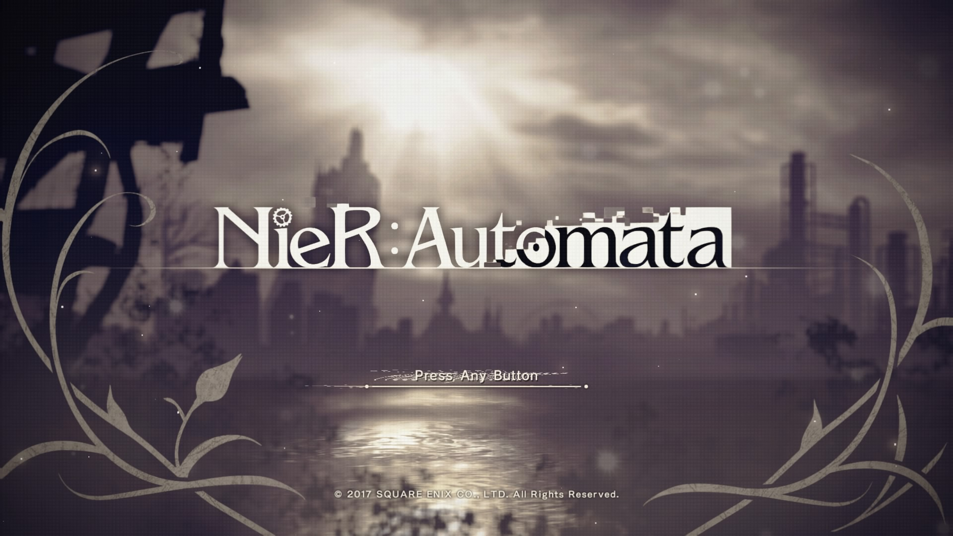 Nier Automata ニーア オートマタ プレイ日記 15 ぶるへくの
